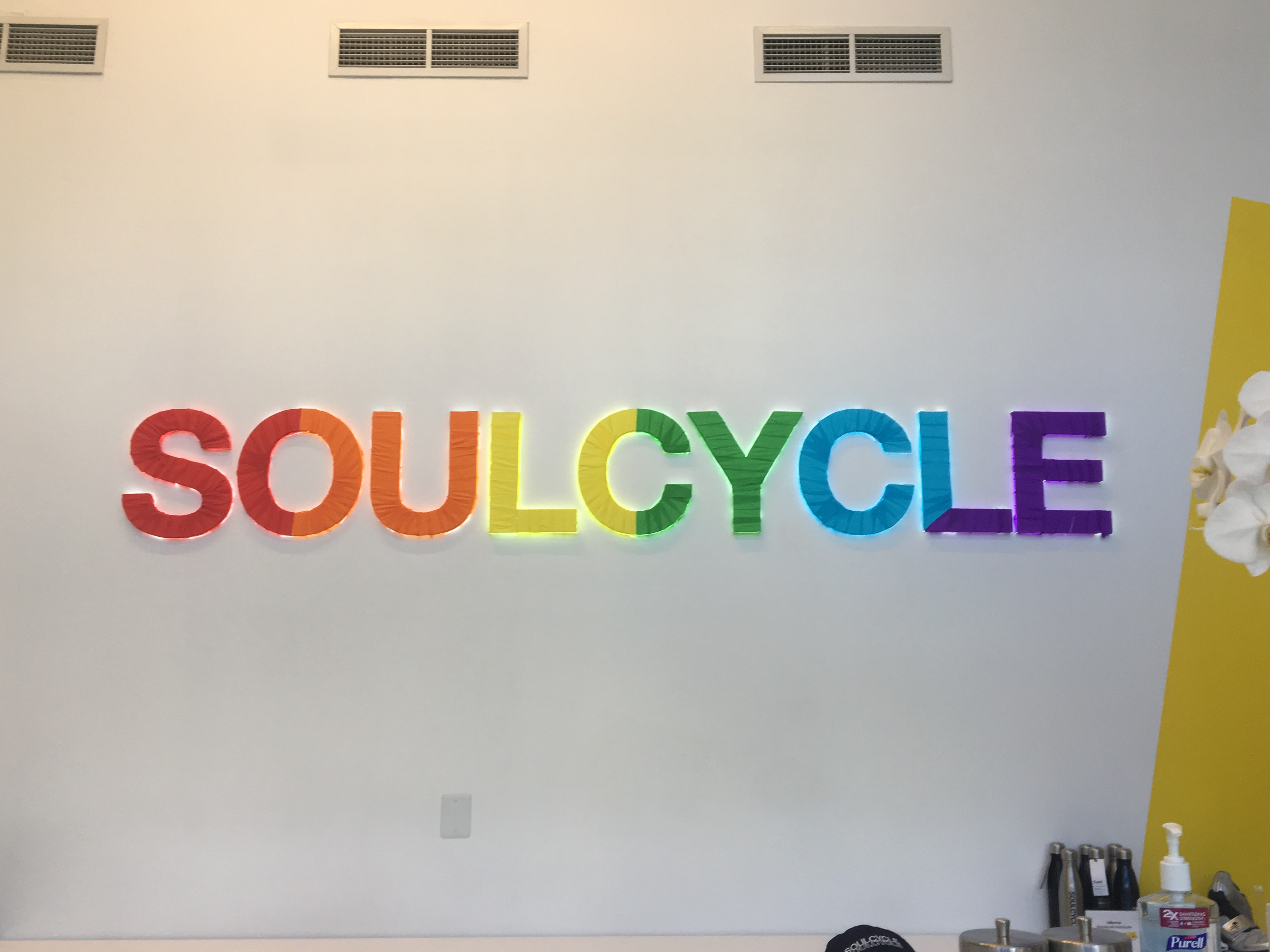 My First Soulcycle Experience